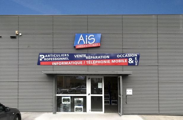 copyright AIS Ariège Informatique et Services